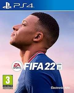 [Précommande] Fifa 22 sur PS4
