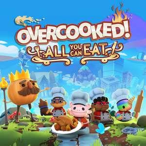 Overcooked! All You Can Eat sur Nintendo Switch (Dématérialisé - eShop Russie)