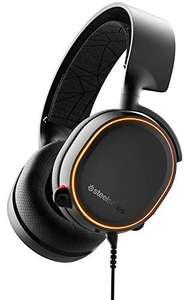 Micro-casque filaire SteelSeries Arctis 5 - Noir pour PC et Consoles