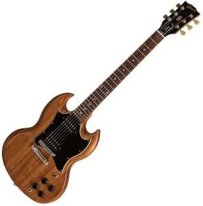 Guitare électrique Gibson SG Tribute Natural Walnut