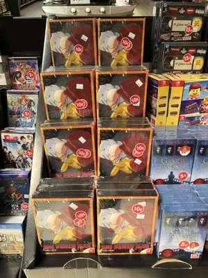 Coffret DVD One Punch Man Saison 2 Edition Collector - Begles (33)