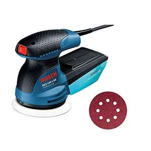 Ponceuse excentrique filaire Bosch Professional GEX 125-1 AE - 125mm, 250W