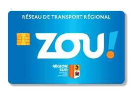 [18 - 26 Ans] Gratuité des transports régionaux pour les domiciliés dans la région Sud Provence-Alpes-Côte-d'Azur