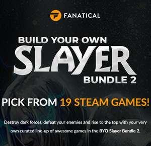 Build Your Own Slayer Bundle 2 - 3 jeux à partir de 4.99€ (Dématérialisé - Steam)