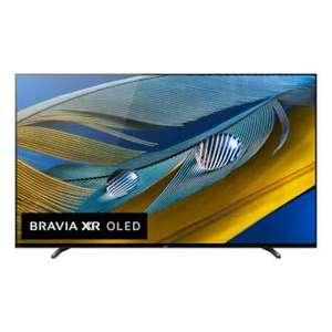 TV OLED 4K XR65A80JAEP + Barre de son Sony HTG700 + Carte PSN 50€ (via ODR)
