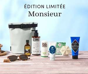 Box Blissim homme L'Édition Limitée Monsieur (blissim.fr)