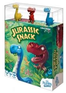 Jeu de société Jurassic Snack