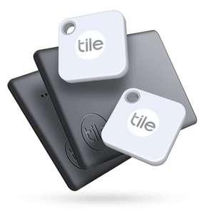 4 Tile (Tracker) 2 Mate et 2 Slim