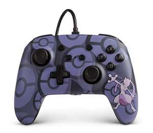 Manette filaire Power A NSW Mewto compatible Nintendo Switch