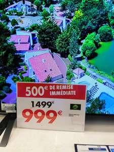 "TV 55"" LG OLED55A1 (2021) - 4K UHD, OLED, Smart TV, HDR10, Dolby Vision IQ et Atmos (Aix-en-Provence 13)"
