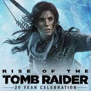 Rise of The Tomb Raider 20 Year Celebration sur PC (Dématérialisé - Steam)