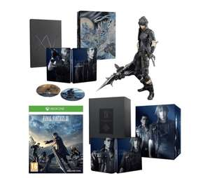 Final Fantasy XV - Ultimate Collector Limited Edition sur Xbox One