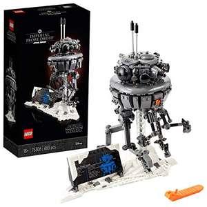 Jeu de construction Lego Star Wars 75306 - Droïde sonde impérial