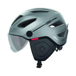 Casque Vélo/VAE/EDP Abus Pedelec 2.0 ACE - Silver Edition
