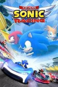 Jeu Team Sonic Racing sur Xbox (Dématérialisé)