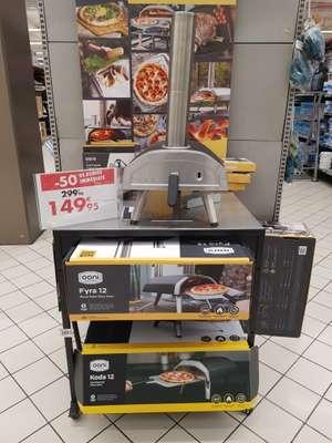 Four à pizza portable à pellets Ooni Fyra 12 (30 cm) - Carré Sénart (77)