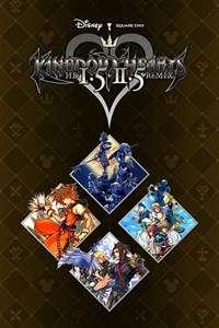 Kingdom Hearts 1.5 + 2.5 ReMIX sur Xbox One & Series (Dématérialisé)
