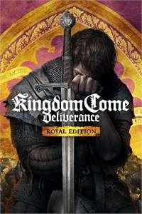 Kingdom Come: Deliverance Royal Edition - Jeu & tous ses DLCs sur Xbox One & Series (Dématérialisé)