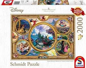 Puzzle Schmidt Thomas Kinkade Disney Dreams Collection - 2000 pièces
