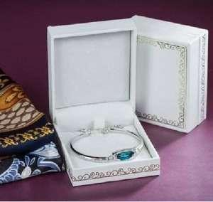 Bracelet femme orné de cristaux Swaroski (Vendeur tiers)