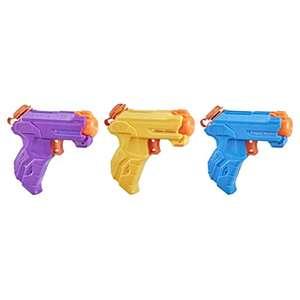 Pack de 3 Pistolets A Eau Nerf Super Soaker Zipfire