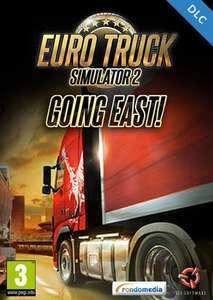 [DLC] Euro Truck Simulator 2: Going East! sur PC (Dématérialisé - Steam)
