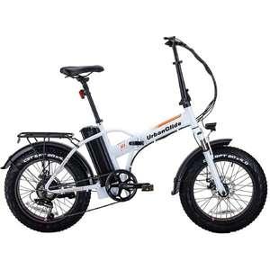 Vélo électrique Urbanglide E-Bike C7 - 250W, Blanc
