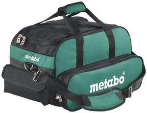 Sac à outils Metabo - Noir/Vert