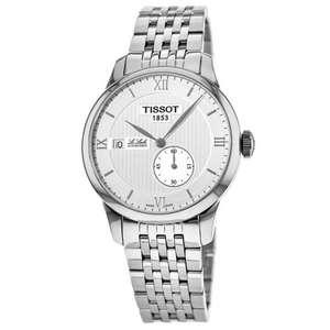 Montre automatique Tissot Le Locle Petite Secondes T006.428.11.038.00 - Verre Saphir, mouvement ETA 2825-2, 38.5 mm (Import inclus)