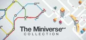 Collection Miniverse : Mini Metro + Mini Motorways sur PC (Dématérialisé)
