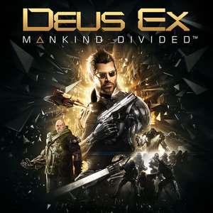 [Gold] Deus Ex: Mankind Divided sur Xbox One & Series X|S (Dématérialisé)