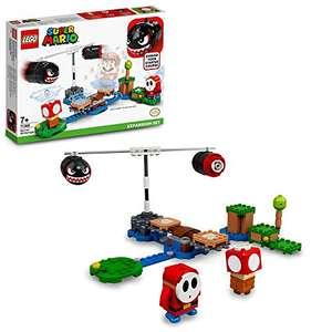 Lego Super Mario Ensemble d'extension Barrage de Bill Bourrins - 71366