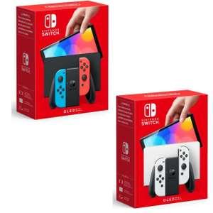 [Précommande] Console Nintendo Switch OLED Blanche ou Néon