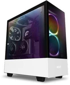 Ordinateur NZXT (Ryzen 5 3600 3.6/4.2 GHz, RTX-3060, 16 Go RAM 3200 MHz, 500 Go SSD, alim 650 W Bronze, ASRock X570, Win. 10) - NZXT.com