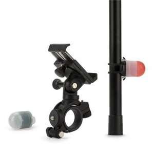 Support vélo Joby GripTight Mount Pro pour smartphones et lampes - Gris anthracite