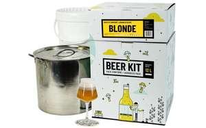 Kit de brassage de bière blonde Beer Kit Pack Confirmé - 12 L