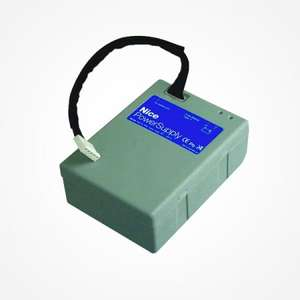 Batterie Nice PS124 pour moteur de portail Robus ou Pop - frais de port inclus (motorisationplus.com)