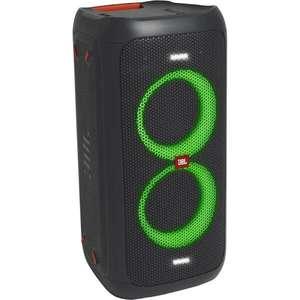 Enceinte Bluetooth JBL partyBox 100 + Piscine Bestway offerte