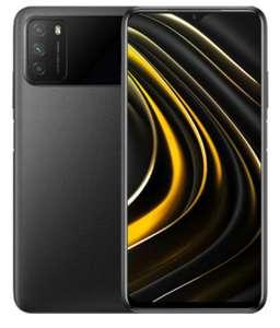 "Smartphone 6.5"" Xiaomi Poco M3 - 64Go, 4Go de Ram (109€ avec le code 21TECH16)"