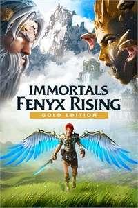 Immortals Fenyx Rising - Gold Edition sur Xbox One & Series (Dématérialisé - Store BR)
