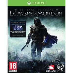 Jeu La terre du Milieu - L'ombre du Mordor Xbox One (+ 0,18€ en RakutenPoints)