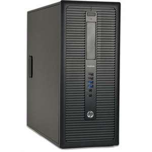 HP EliteDesk 800 G1 SFF - Core i5-4570 @ 3,2 GHz - 8 Go de RAM - 250 Go de SSD - Win10Home (Reconditionné - Grade A)