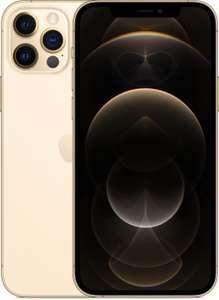 "Smartphone 6.1"" Apple iPhone 12 Pro - 128 Go, Or, Version US (+29.90€ en RP)"