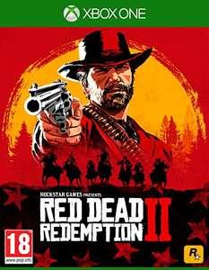 Red Dead Redemption II sur Xbox One (frais de port inclus)