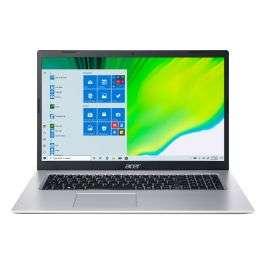 "PC portable 17.3"" Acer Aspire A317-33-P5FF - HD, 8 Go RAM, 512 Go SSD, Intel Pentium Silver N6000, UHD Graphics"