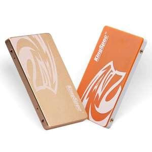 """[Nouveaux clients] SSD interne 2.5"""" KingSpec - 128 Go (TVA incluse)"""