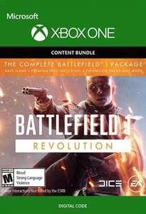 Battlefield 1 Revolution + Battlefield 1943 sur Xbox One & Series (Dématérialisé)