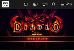 Diablo + Hellfire sur PC (Dématérialisé - DRM-Free)