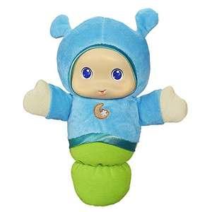 Veilleuse Playskool Luciole Petite Luxi - bleue - lumière et berceuses