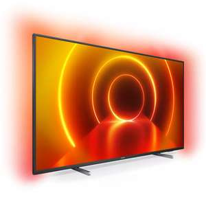 """TV 58"""" Philips 58PUS7805 - LED, 4K UHD, HDR 10+, Dolby Vision, Ambilight, Smart TV"""